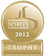 International Spirits Challenge Trophy 2012