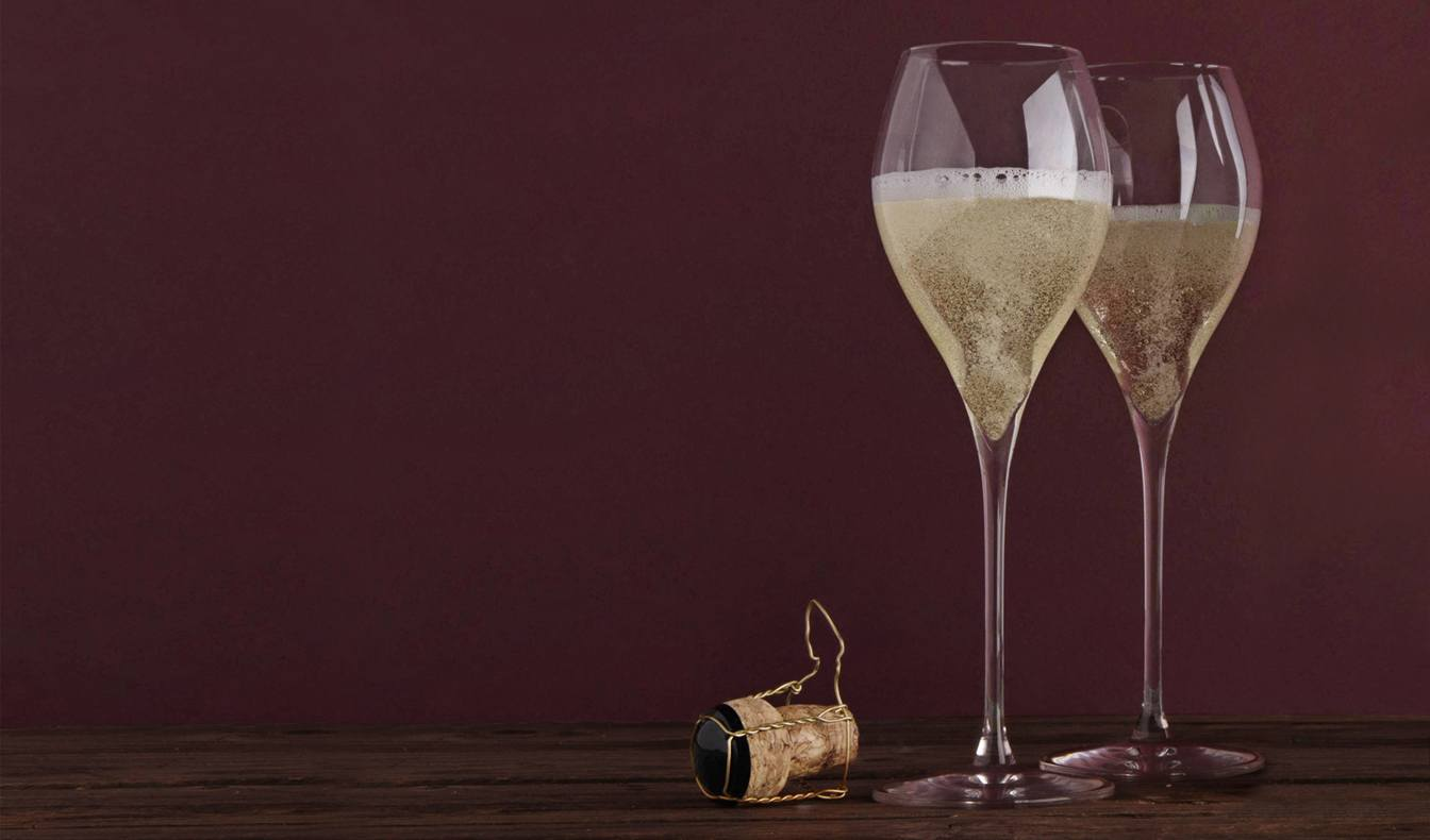 How Champagne got its bubbles