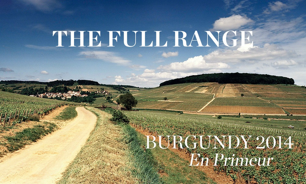 Burgundy En Primeur 2014 available at Berry Brothers and Rudd