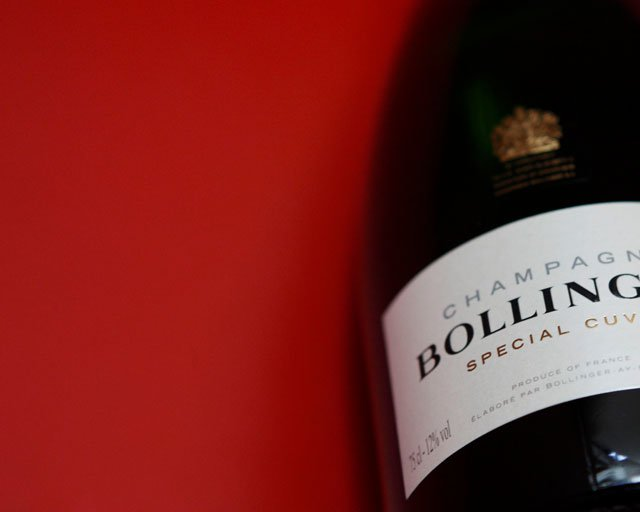 Up to 25% off Bollinger available at Berry Bros. & Rudd