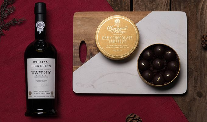 A Selection of Our Finest Presents at Berry Bros. & Rudd