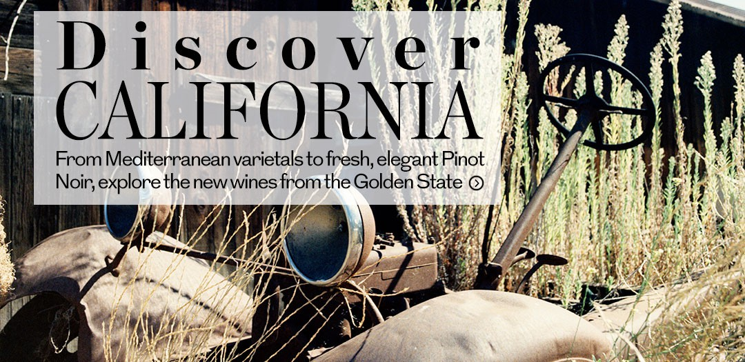 Discover the wines of California available Berry Bros. & Rudd