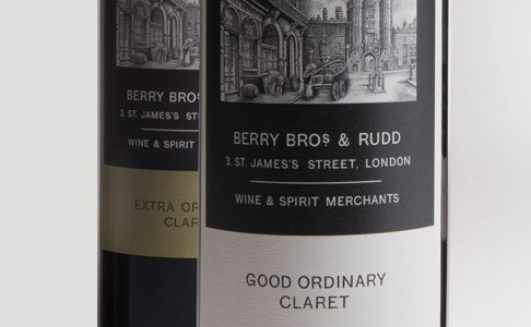 Extra Ordinary Claret at Berry Bros. & Rudd
