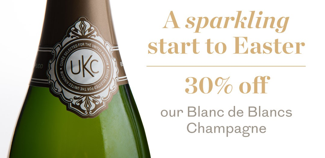 30% off Grand Cru champagne available at Berry Bros. & Rudd