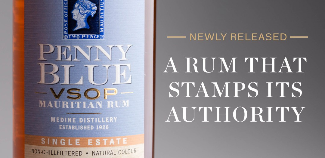 New Penny Blue VSOP available at Berry Bros. & Rudd