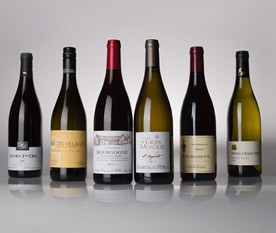 12 bottles of Burgundy for £200 at Berry Bros. & Rudd