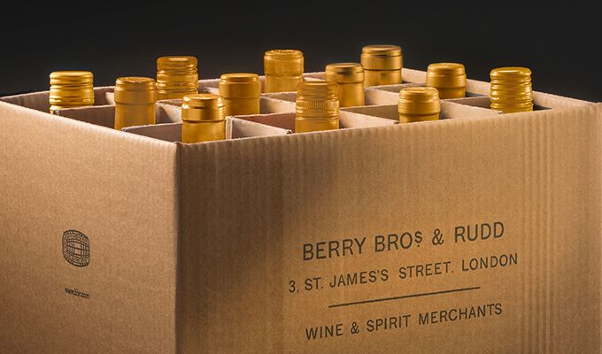 Our mystery cases available at Berry Bros. & Rudd