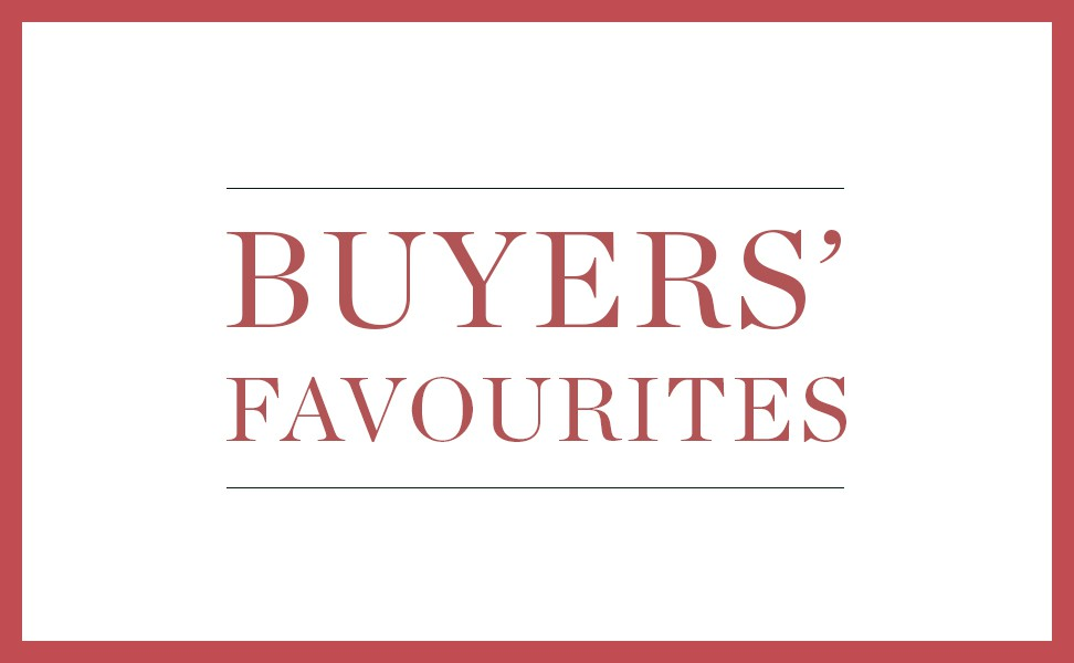 Our buyers' favourites from the sale at  Berry Bros. & Rudd