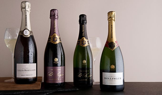 25% off Champagne at Berry Bros. & Rudd
