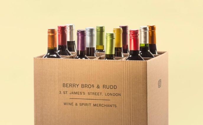 summer offer at Berry Bros. & Rudd
