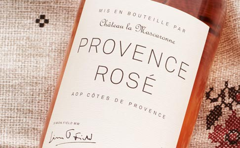 Provence rosé at Berry Bros. & Rudd
