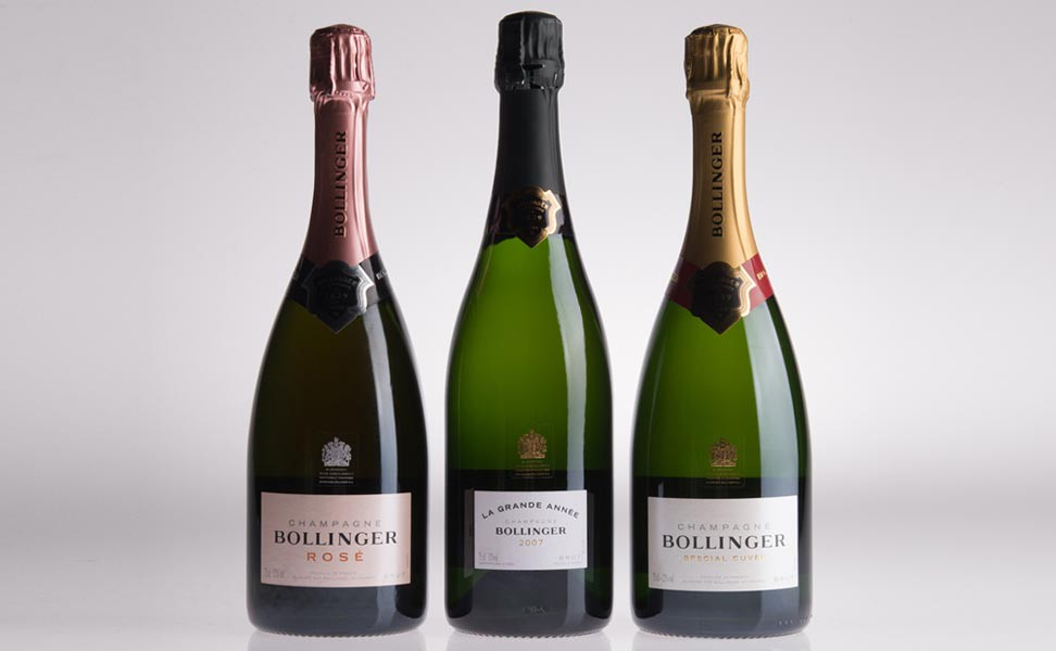 Bollinger at Berry Bros. & Rudd