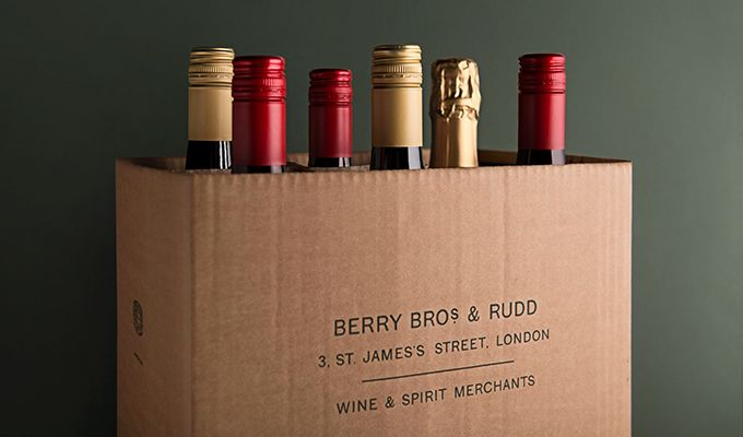 Christmas Mystery Cases at Berry Bros. & Rudd
