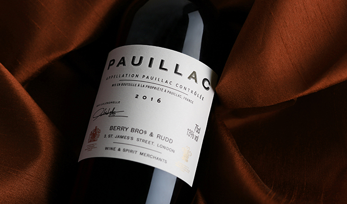 Just in: our 2016 Pauillac
