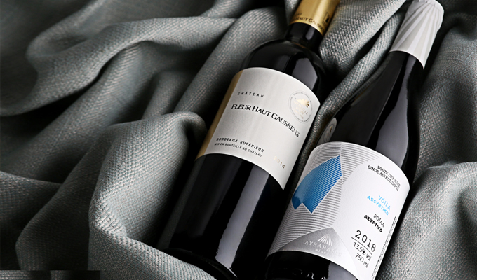 Top-rated wines for under £30