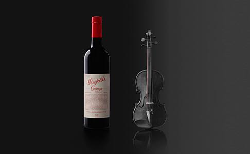 Penfolds Icons and Luxury Range