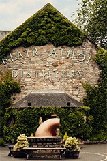 Blair Athol Distillery, Highlands