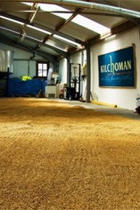 Kilchoman Distillery, Islay