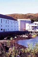 Caol Ila Distillery, Islay