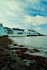 Bowmore Distillery, Islay