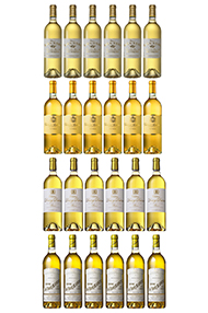 2007 Liquid Gold Assortment Case Sauternes (24x37.5cl)