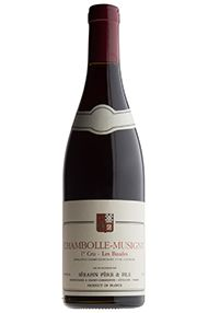 2010 Chambolle Musigny, Les Baudes, 1er Domaine Christian Serafin