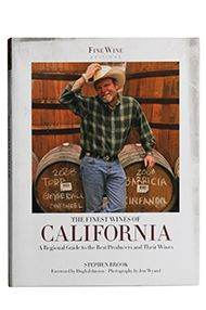 The Finest Wines of California by Stephen Brook MW