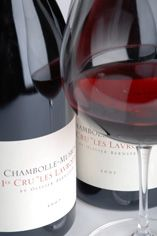 2010 Chambolle-Musigny, Les Lavrottes, 1er Cru,  Olivier Bernstein