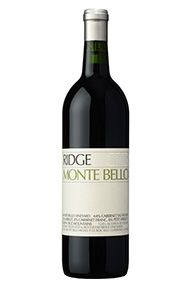 2011 Ridge Monte Bello, Ridge Vineyards