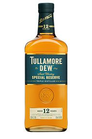 Tullamore Dew 12-year-old, Irish Whiskey (40%)