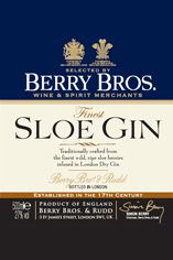 Berrys' Own Selection Sloe Gin