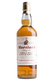 Mortlach, 21-year-old, Speyside, Single Malt Scotch Whisky (43%)