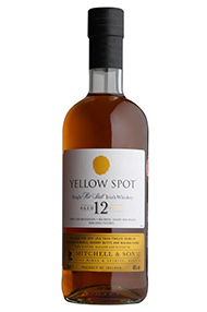 Yellow Spot, Single Pot Still, 12-year-old, Irish Whiskey (46%)