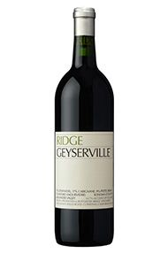 2011 Ridge, Geyserville, Sonoma County, California