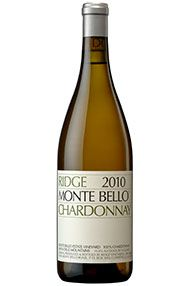 2010 Ridge, Monte Bello Chardonnay, California