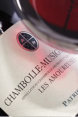 2012 Chambolle-Musigny, Les Amoureuses, 1er Cru, Patrice Rion