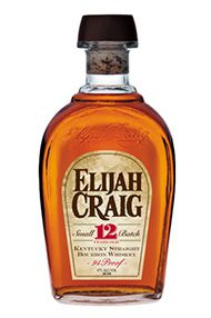 Elijah Craig, 12-year-old, Kentucky Straight Bourbon Whiskey (47%)
