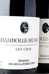 2005 Chambolle-Musigny, Les Cras, Domaine Michèle & Patrice Rion