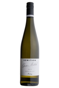 2013 Hewitson Gun Metal Riesling, Eden Valley, South Australia