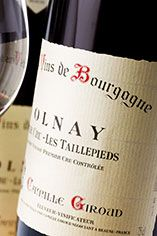 2005 Volnay, Taillepieds, 1er Cru, Camille Giroud