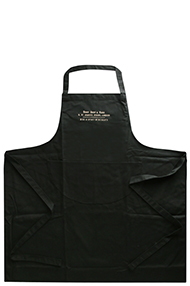 Berry Bros. & Rudd, Bespoke Apron, Green