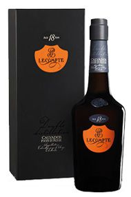 Lecompte, Calvados, Pays d'Auge, 18-year-old (42%)