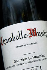 2007 Chambolle-Musigny, Domaine Georges Roumier