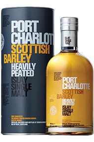 Port Charlotte, Scottish Barley, Islay, Single Malt Whisky (50%)