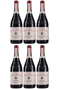 Château de Beaucastel Oenotheque Assortment Cs (2 of each 98,03,06)