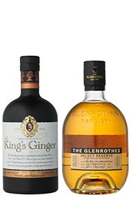 The Glenrothes & The King's Ginger Gift Pack