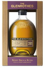 2001 The Glenrothes, Speyside, Single Malt Whisky (43%)