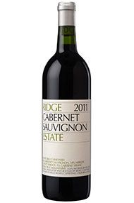 2011 Ridge Estate Cabernet Sauvignon, Santa Cruz Mountains, California
