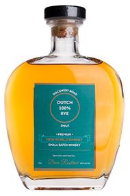 Discovery Road, Smile, Dutch Rye Whisky, 46.0%