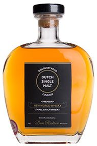 Discovery Road, Courage, Dutch Single Malt Whisky, 46%